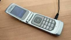 Nokia 3610 Fold. Б/у, до 8 Гб, Серый, 3G, Кнопочный
