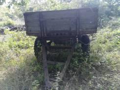 Газ зил трактор. Продам бортовой прицеп газ зил трактор, 3 000кг.