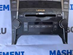 Магнитола. Lexus LS460L, USF40, USF41, USF46 Lexus LS460, USF40, USF41, USF46 1URFSE