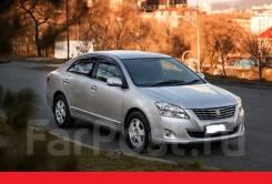 Toyota Premio. Без водителя