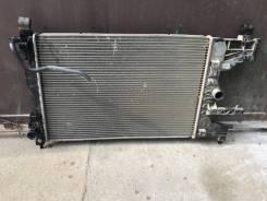 Радиатор охлаждения двигателя. Chevrolet Cruze, J300, J305, J308