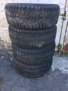Bridgestone Blizzak DM-V1. Зимние, без шипов, 2014 год, 30%, 4 шт