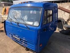 КамАЗ 43118 Сайгак. Кабина собранная под завод