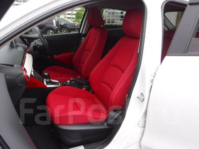 Mazda Demio. вариатор, передний, 1.3 (91л.с.), бензин, 37 000тыс. км, б/п. Под заказ