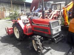 Yanmar F20D. Мини трактор Yanmar F20d, 20 л.с.