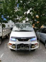Mitsubishi Delica. автомат, 4wd, бензин
