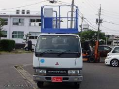 Mitsubishi Fuso Canter. Отличный Mitsubishi Canter Автовышка 10 метров, 5 200куб. см., 10,00м. Под заказ