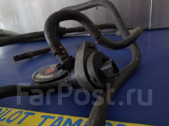 Клапан продувки адсорбера. Saab 9-5