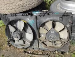 Радиатор охлаждения двигателя. Toyota Caldina, CT196, CT196V Двигатель 2C