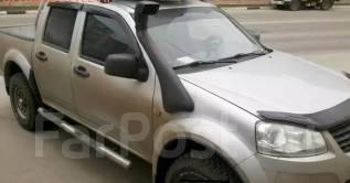 Шноркель. Great Wall Wingle Isuzu D-MAX Opel Frontera. Под заказ