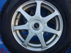 """Bridgestone. 6.5x16"""", 5x100.00, 5x114.30, ET47, ЦО 72,0мм."""