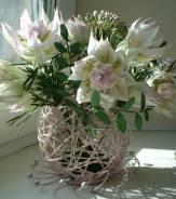 Экзотические Цветы ручной работы из фоамирана Серурия
