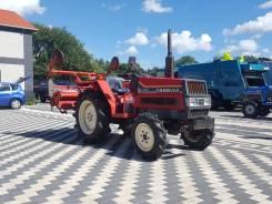 Yanmar F20D. Продам трактор , 20 л.с.