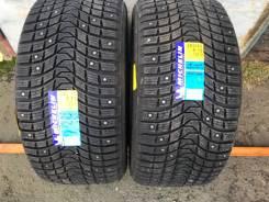 Michelin X-Ice North 3. Зимние, шипованные, 2015 год, без износа, 2 шт