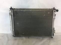 Радиатор охлаждения двигателя. Kia Rio X-Line