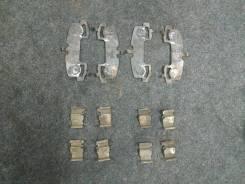 Зажим тормозной колодки. Mitsubishi Pajero, V97W, V98V, V98W Mitsubishi Montero, V97W, V98V, V98W Двигатели: 4M41, 6G75