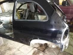 Крыло заднее левое Opel Corsa B 1993-2000