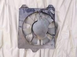 Вентилятор охлаждения радиатора. Toyota Caldina Двигатель 3SGTE
