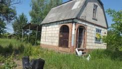 Продам дачный домик. 56кв.м., собственность, электричество, вода