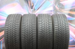 Bridgestone Blizzak LM-80. зимние, без шипов, 2015 год, б/у, износ 20%