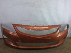 Бампер передний Hyundai Solaris Restail [K414352] 865114L500