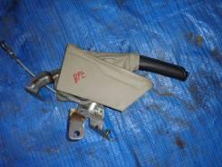 Ручка ручника. Subaru Legacy, BL, BL5, BL9, BLE, BP, BP5, BP9, BPE, BPH