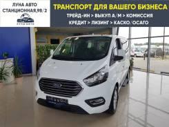 Ford Tourneo Custom, 2018. Продается Ford Tourneo Custom в Новосибирске, 8 мест, В кредит, лизинг