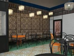 Дизайн интерьера. Торговые точки, квартиры, кафе, магазинов, офисов.