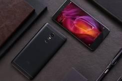 Xiaomi Redmi Note 4X. Новый, 32 Гб, Черный, 4G LTE, Dual-SIM