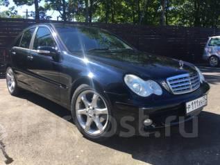 Mercedes-Benz C-Class. автомат, задний, 1.8, бензин, 160 000тыс. км