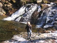Смольные водопады 27 Октября.