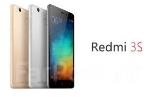 Xiaomi Redmi 3S. Новый, 16 Гб, 4G LTE