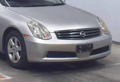 Бампер. Nissan Skyline, NV35, CPV35, HV35, PV35, V35 Двигатели: VQ25DD, VQ35DE, VQ30DD. Под заказ