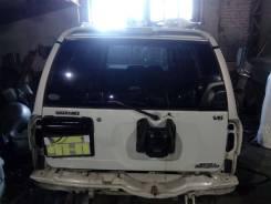 Дверь багажника. Suzuki Grand Vitara XL-7, TX92W, TX92 Suzuki Grand Escudo, TX92W Suzuki Escudo, TD52W, TA52W, TD62W, TD32W, TA02W, TD02W, TL52W Двига...