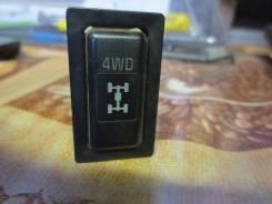 Кнопка включения 4wd. Toyota Hiace, LH107, LH107G, LH107W, LH119, LH119V Двигатель 3L