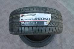 Bridgestone Potenza RE050A. летние, 2006 год, новый