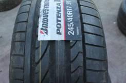 Bridgestone Potenza RE050A. Летние, 2006 год, без износа, 1 шт