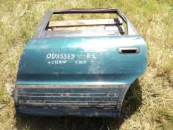 Дверь Honda Odissey, левая задняя