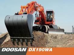 Doosan DX190 WA. DX190 WA, 0,93куб. м.