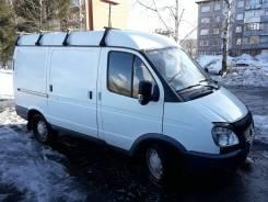 ГАЗ Соболь. Продам ГАЗель-Соболь, фургон цельнометаллический, 2 400куб. см., 1 000кг., 4x2