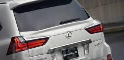Спойлер на заднее стекло. Lexus LX450d Lexus LX570