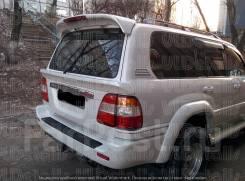 Спойлер на заднее стекло. Toyota Land Cruiser Toyota Land Cruiser Cygnus