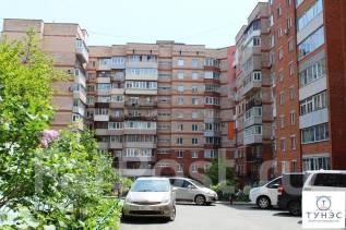 3-комнатная, улица Давыдова 35. Вторая речка, проверенное агентство, 108кв.м. Дом снаружи