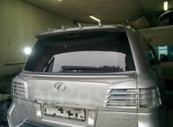 Накладка на спойлер. Lexus LX570