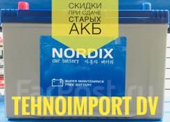 Nordix. 100А.ч., производство Корея