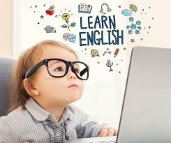 Занятия английский язык для детей