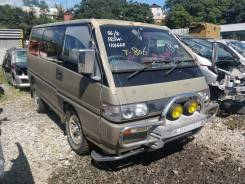 Mitsubishi Delica. P25W1101668, 4D56