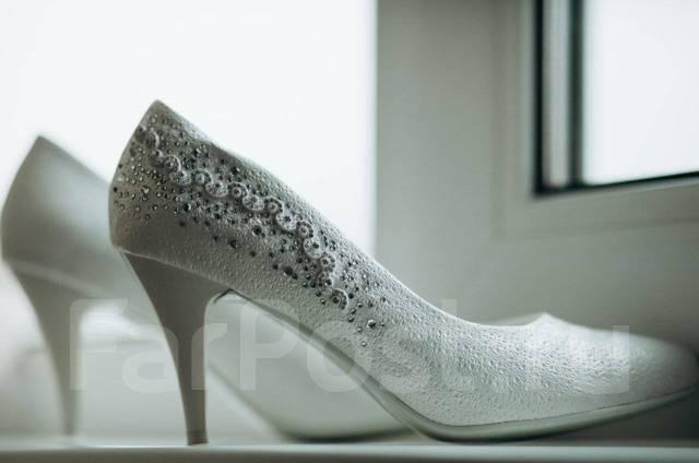 5785b198b Продам свадебные туфли 41 размер - Свадебные платья, костюмы и ...