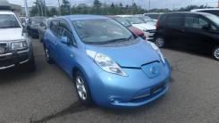 Nissan Leaf. ZE0