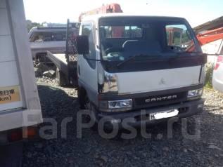 Mitsubishi Canter. Продам грузовик с манипулятором, 5 200куб. см., 3 000кг.
